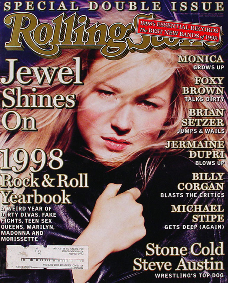 Rolling Stone Issue 802/803