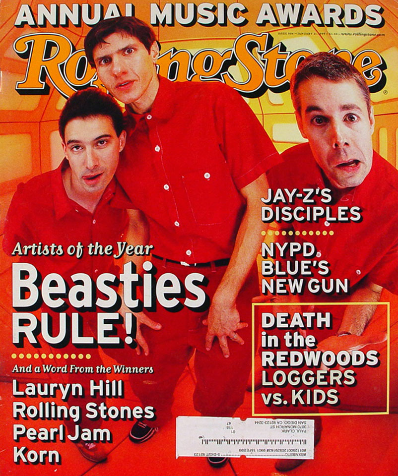 Rolling Stone Issue 804