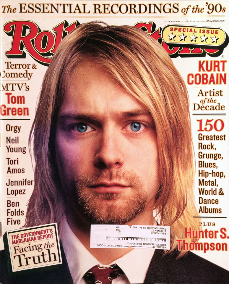 Rolling Stone Issue 812