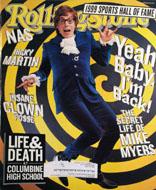 Rolling Stone Issue 814 Magazine