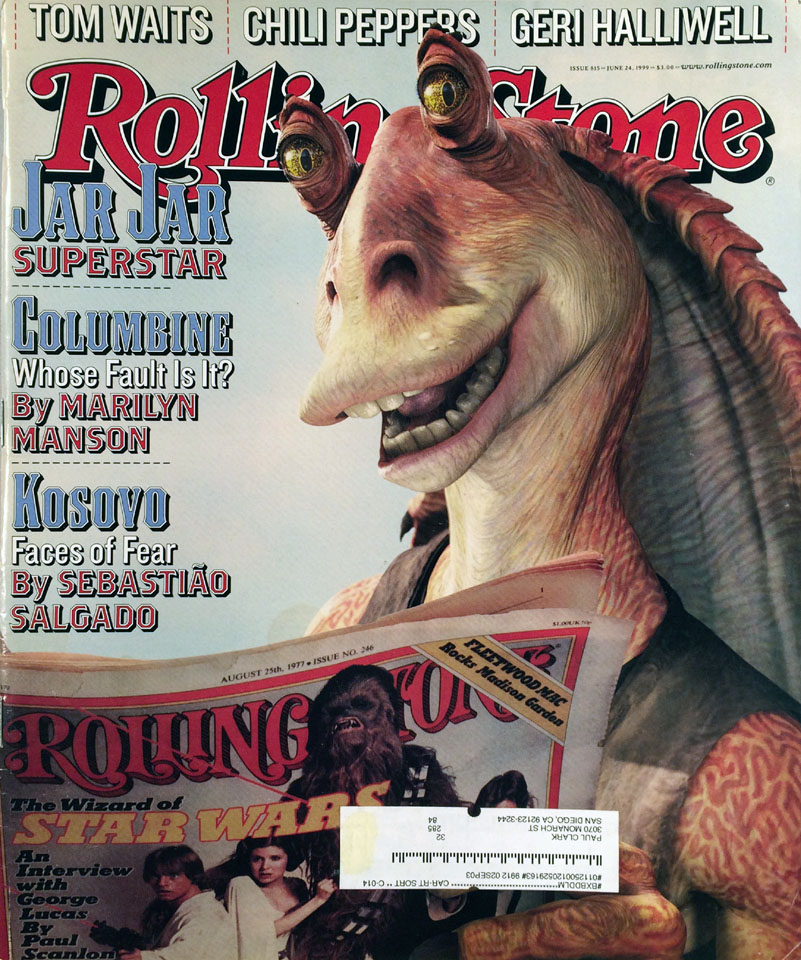 Rolling Stone Issue 815