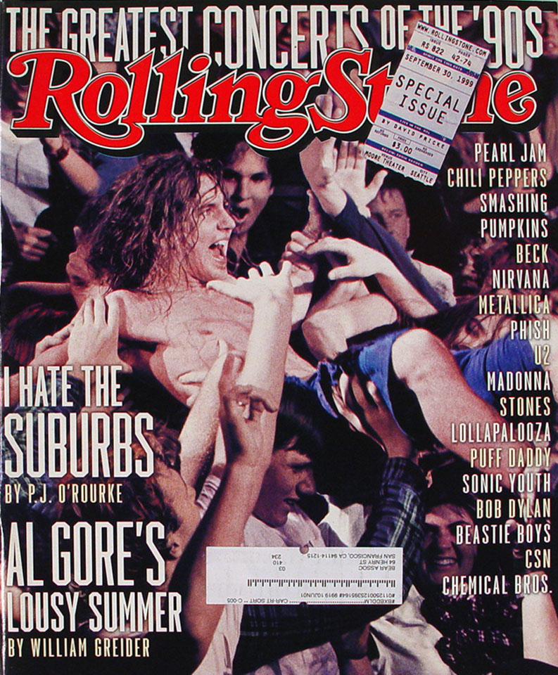 Rolling Stone Issue 822
