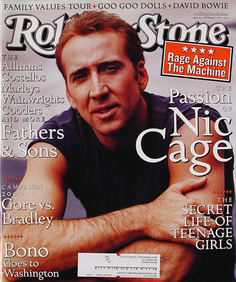 Rolling Stone Issue 825
