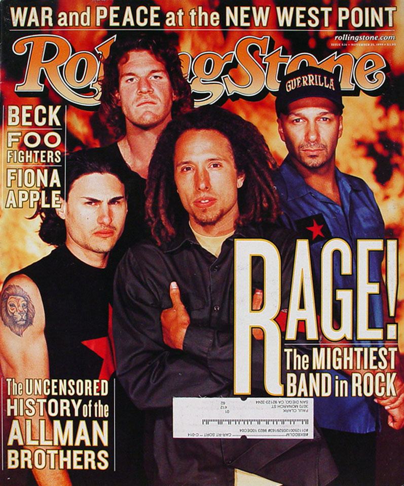 Rolling Stone Issue 826