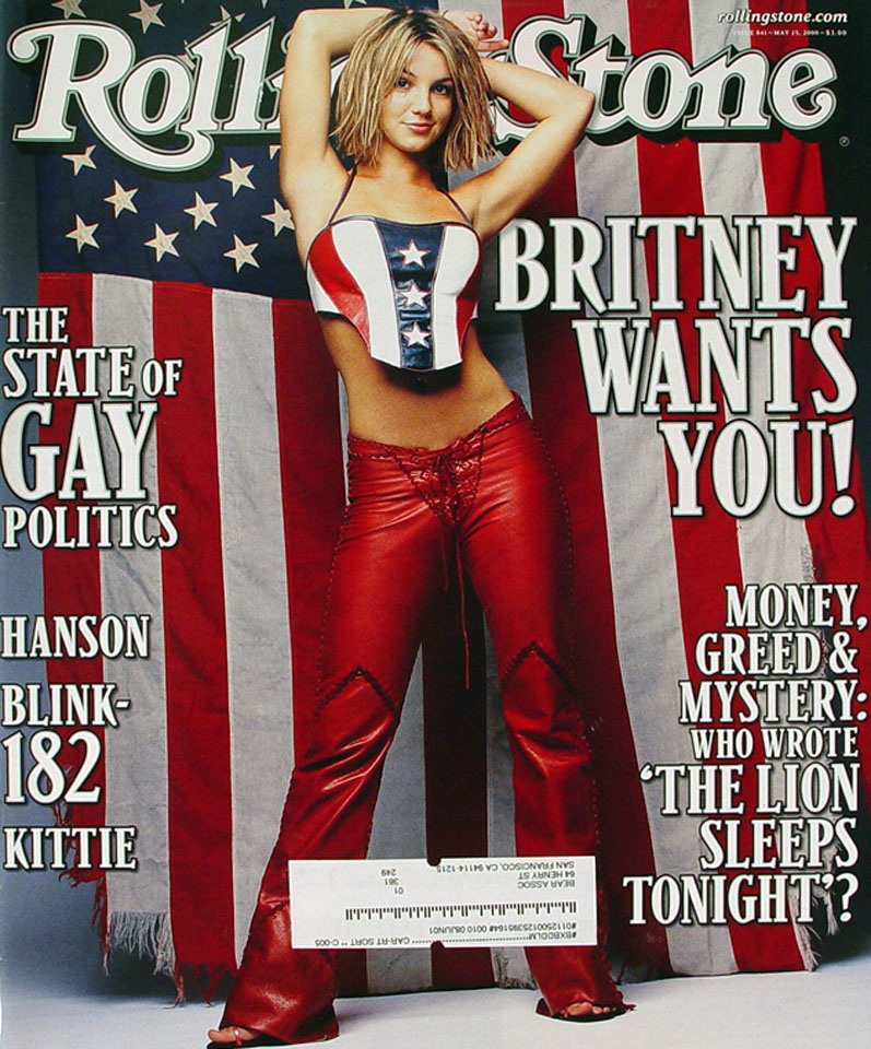 Rolling Stone Issue 841