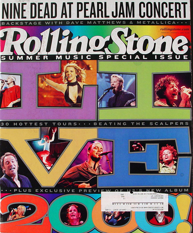 Rolling Stone Issue 847