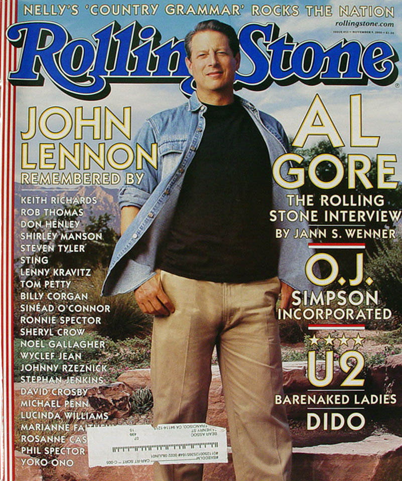 Rolling Stone Issue 853