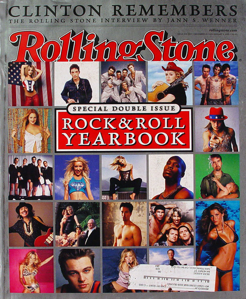 Rolling Stone Issue 858/859