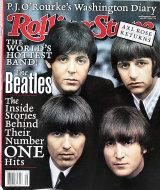Rolling Stone Issue 863 Magazine