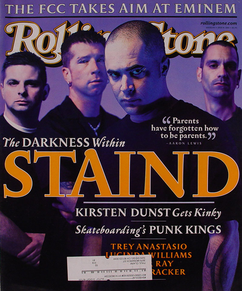 Rolling Stone Issue 873