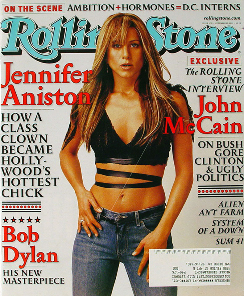 Rolling Stone Issue 878
