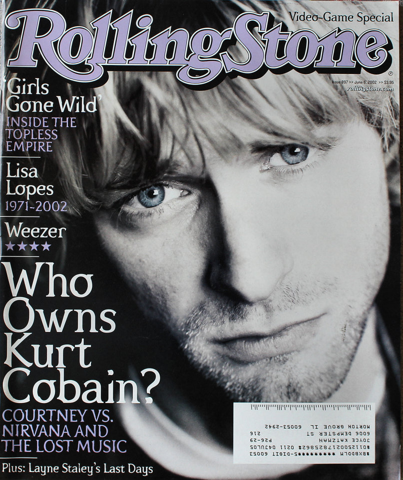 Rolling Stone Issue 897