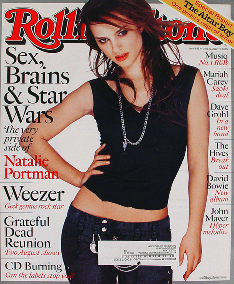 Rolling Stone Issue 898