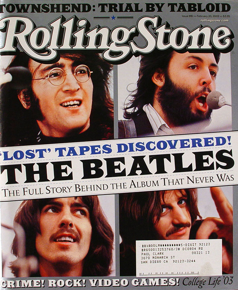 Rolling Stone Issue 916