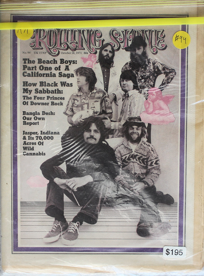 Rolling Stone Issue 94