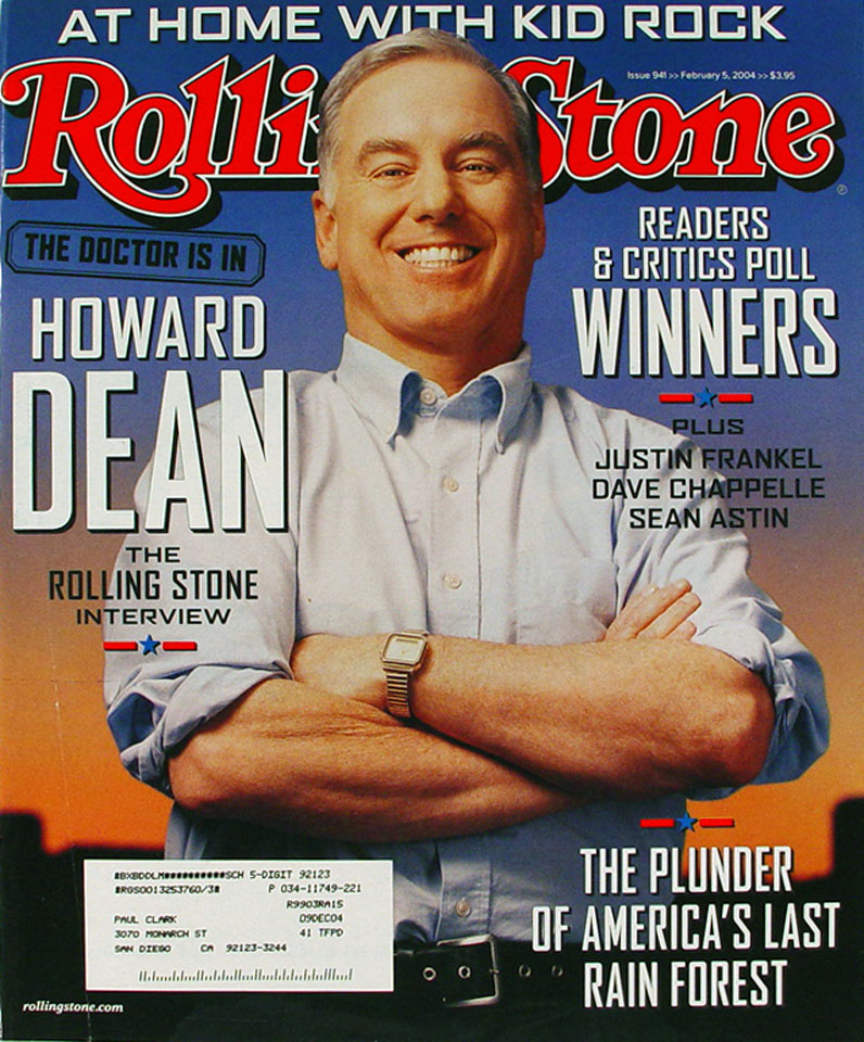 Rolling Stone Issue 941