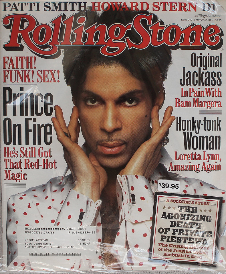 Rolling Stone Issue 949