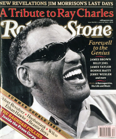Rolling Stone Issue 952/953