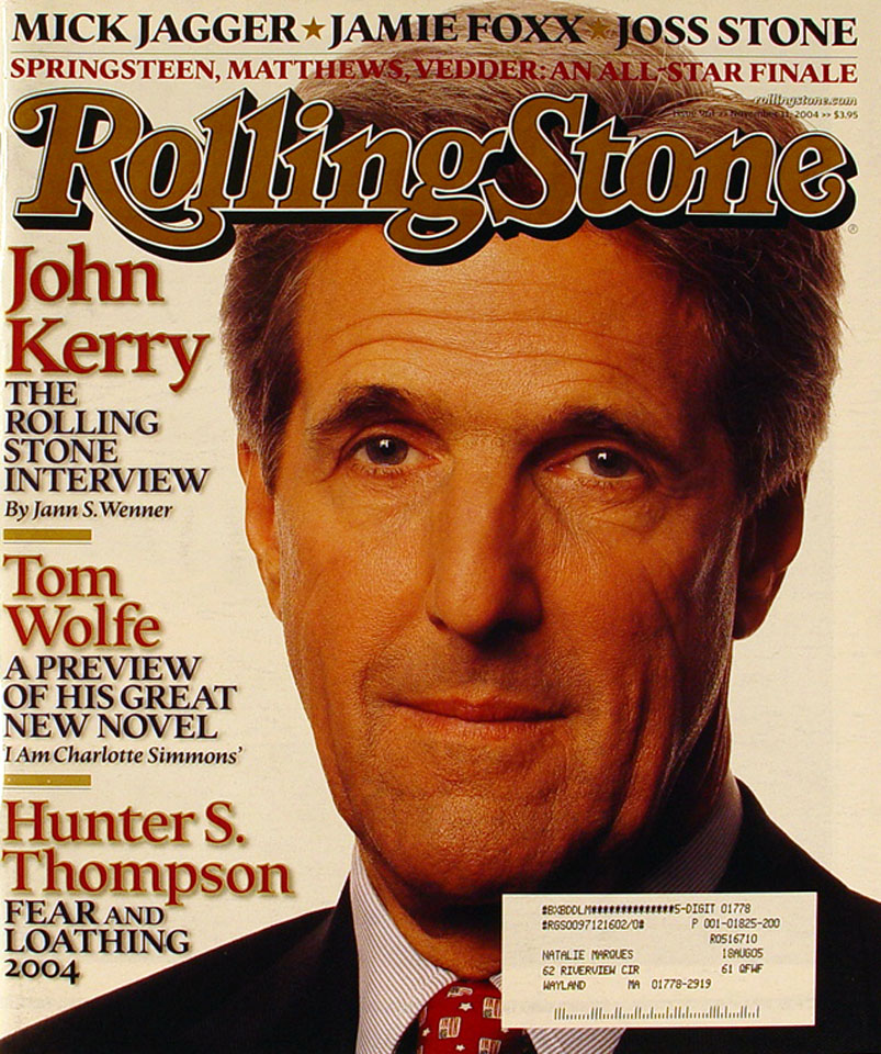 Rolling Stone Issue 961
