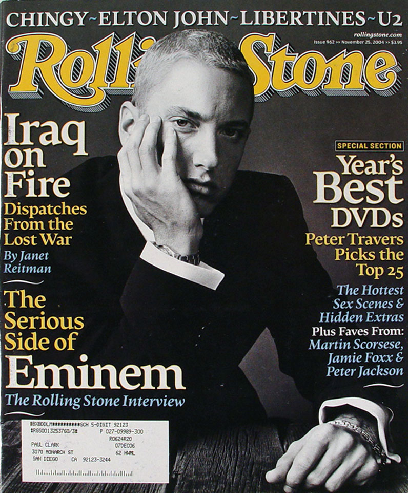 Rolling Stone Issue 962