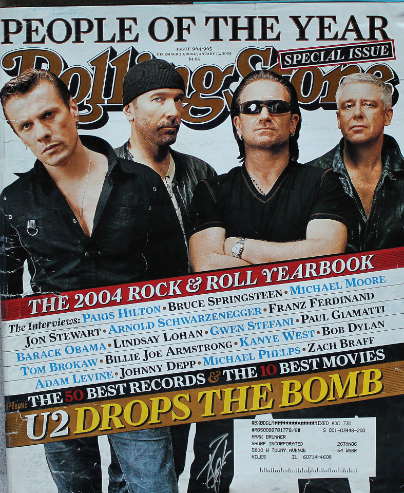 Rolling Stone Issue 964 / 965