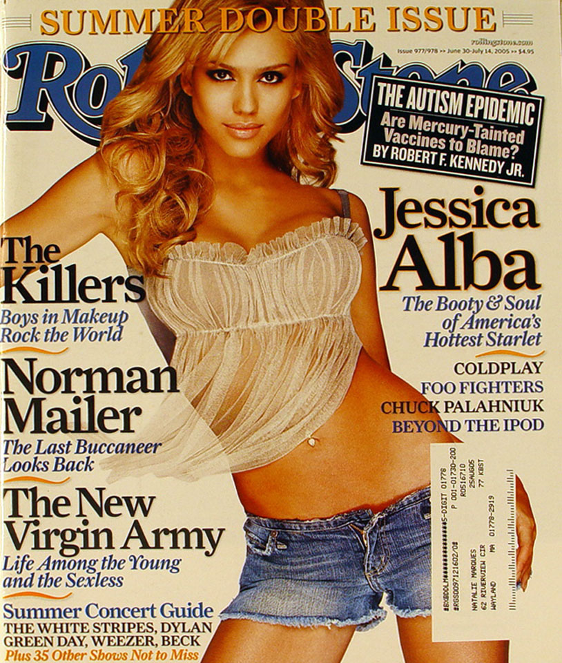 Rolling Stone Issue 977/978