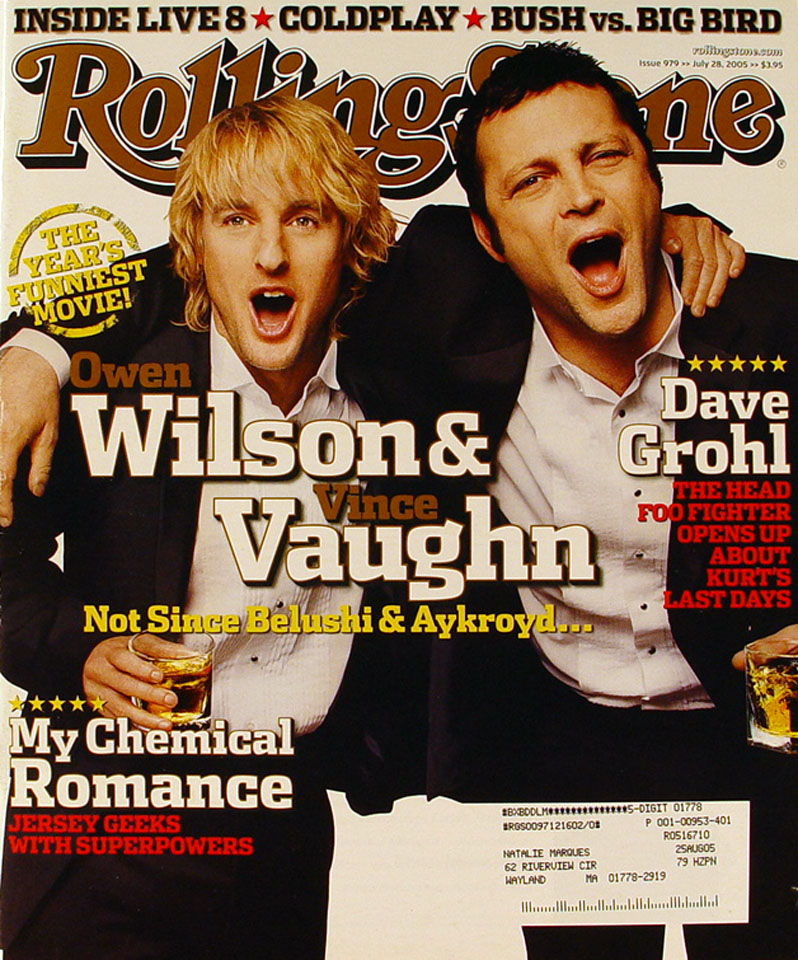 Rolling Stone Issue 979