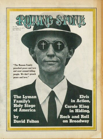 Rolling Stone Issue 98