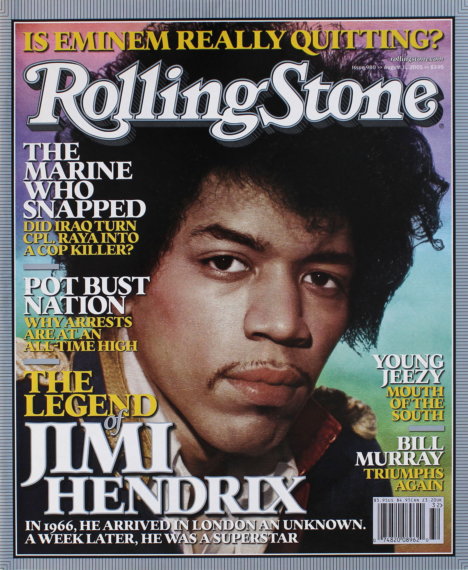 Rolling Stone Issue 980