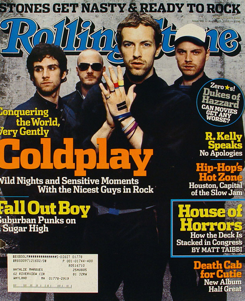 Rolling Stone Issue 981