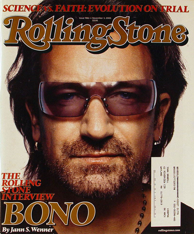 Rolling Stone Issue 986