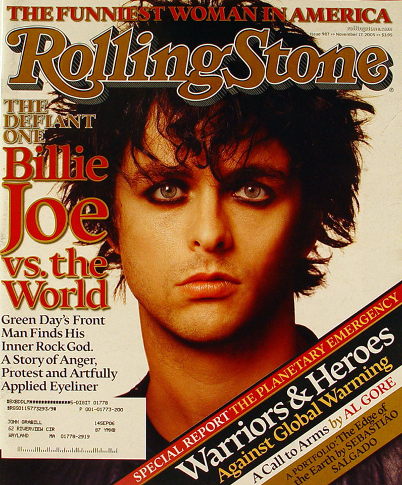Rolling Stone Issue 987