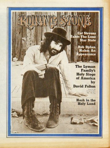 Rolling Stone Issue 99