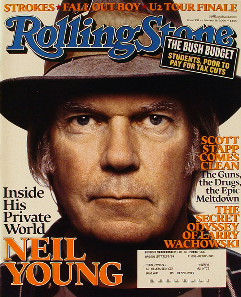 Rolling Stone Issue 992