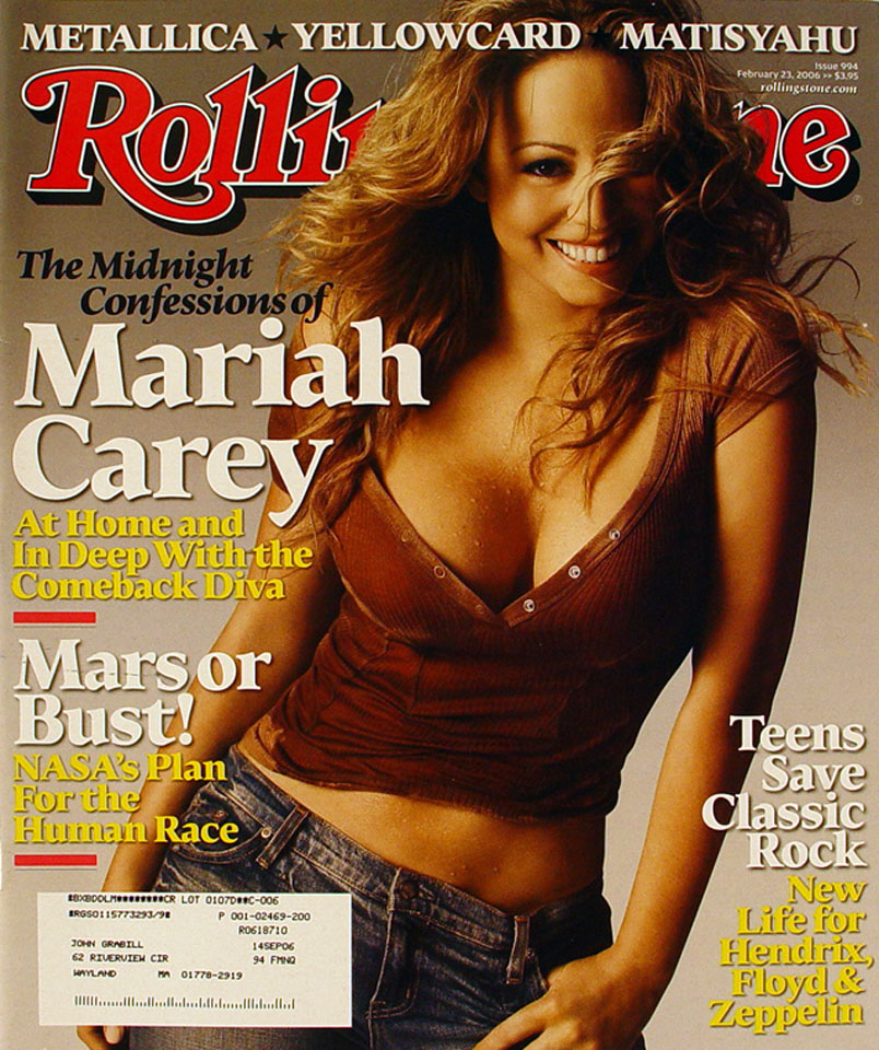 Rolling Stone Issue 994