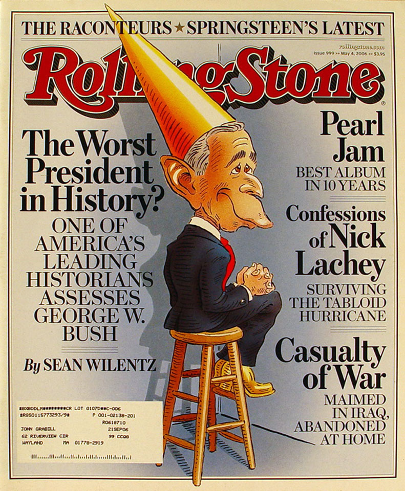 Rolling Stone Issue 999
