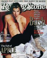 Rolling Stone Magazine April 18, 1996 Magazine