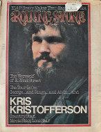 Rolling Stone Magazine April 25, 1974 Magazine
