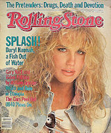 Rolling Stone Magazine April 26, 1984 Magazine