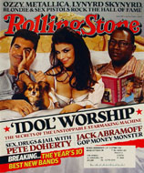 Rolling Stone Magazine April 6, 2006 Magazine