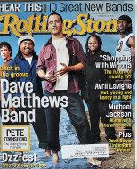 Rolling Stone Magazine August 08, 2002 Magazine