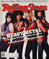 Rolling Stone Magazine August 13, 1987 Magazine
