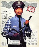 Rolling Stone Magazine August 20, 1992 Magazine