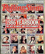 Rolling Stone Magazine December 18, 1986 Magazine