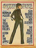 Rolling Stone Magazine January 02, 1975 Magazine