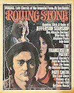 Rolling Stone Magazine January 1, 1976 Magazine