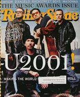 Rolling Stone Magazine January 18, 2001 Magazine