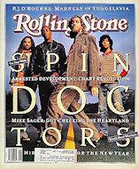 Rolling Stone Magazine January 7, 1993 Magazine