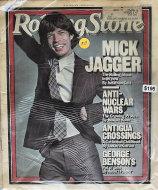Rolling Stone Magazine July 29, 1978 Magazine