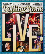 Rolling Stone Magazine June 21, 2001 Magazine